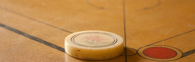 Carrom Game Autumn