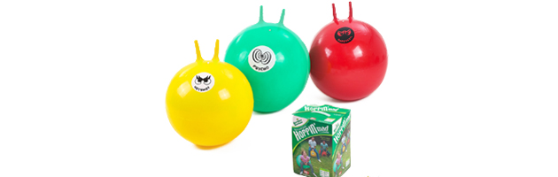 Hoppin Mad Space Hopper Game