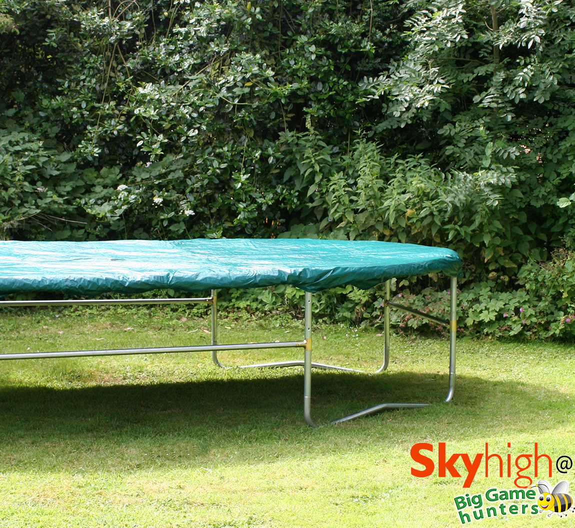 8ft X 14ft Oval Trampoline Cover