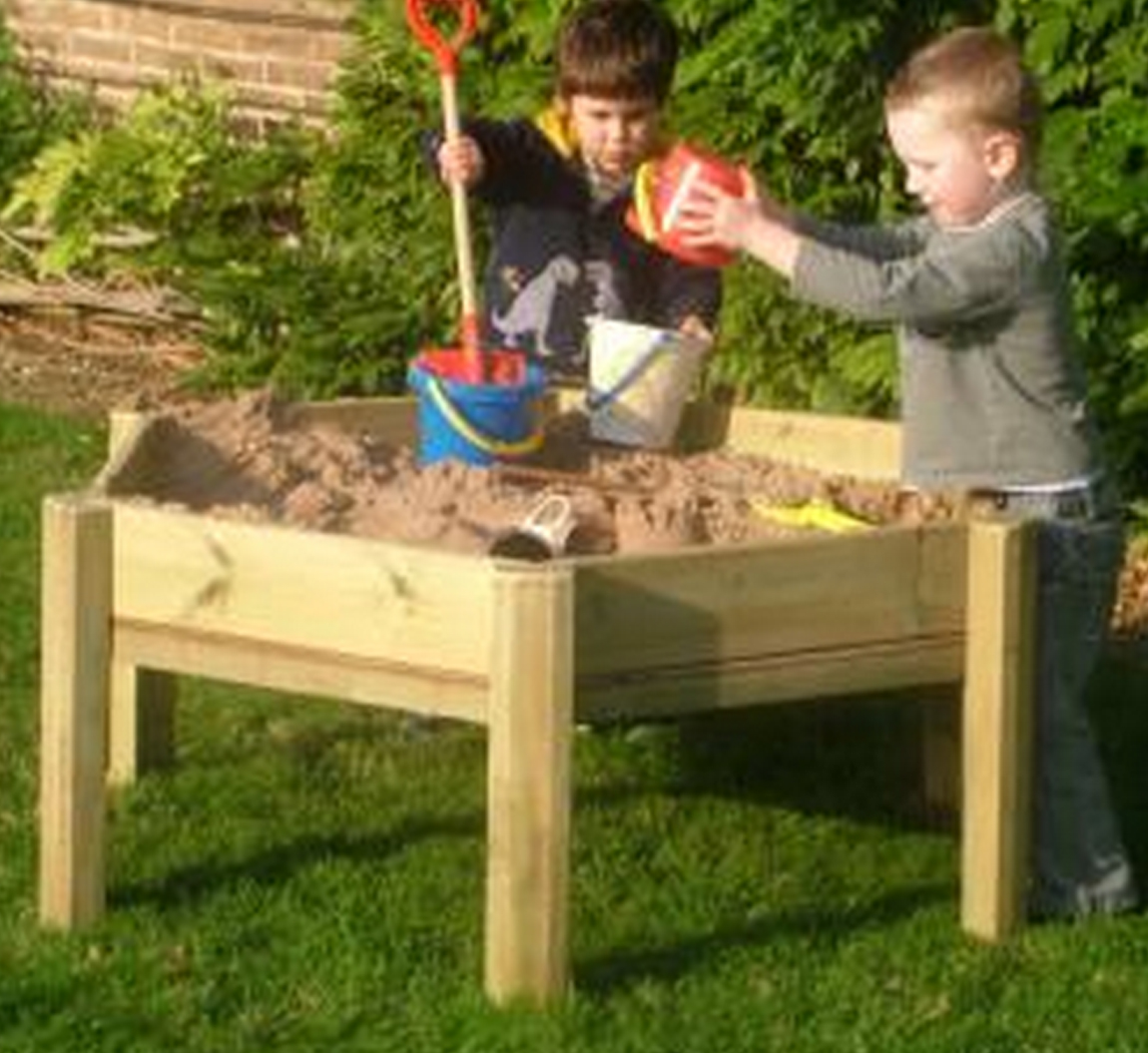 All Out Play Table Sandpit