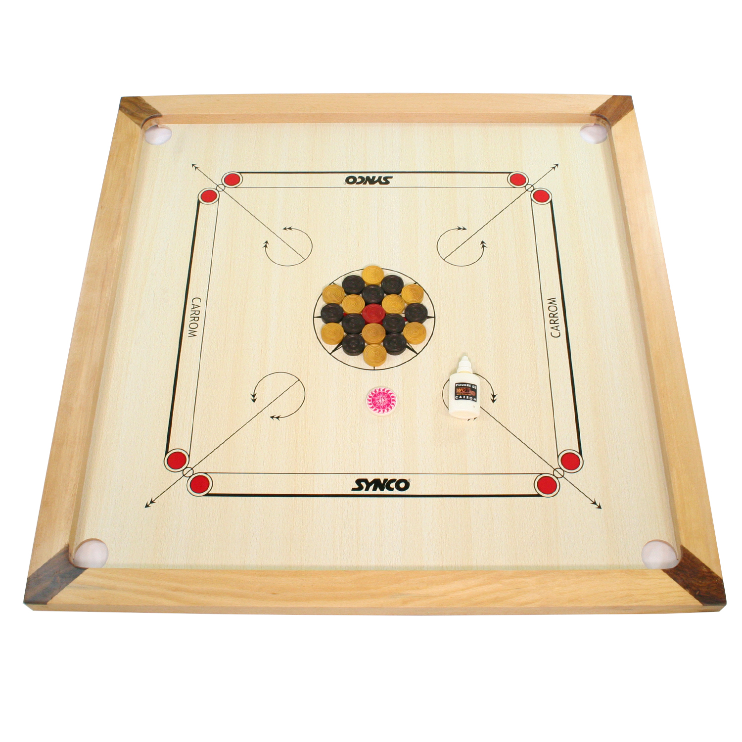Synco Mango66 Carrom Board