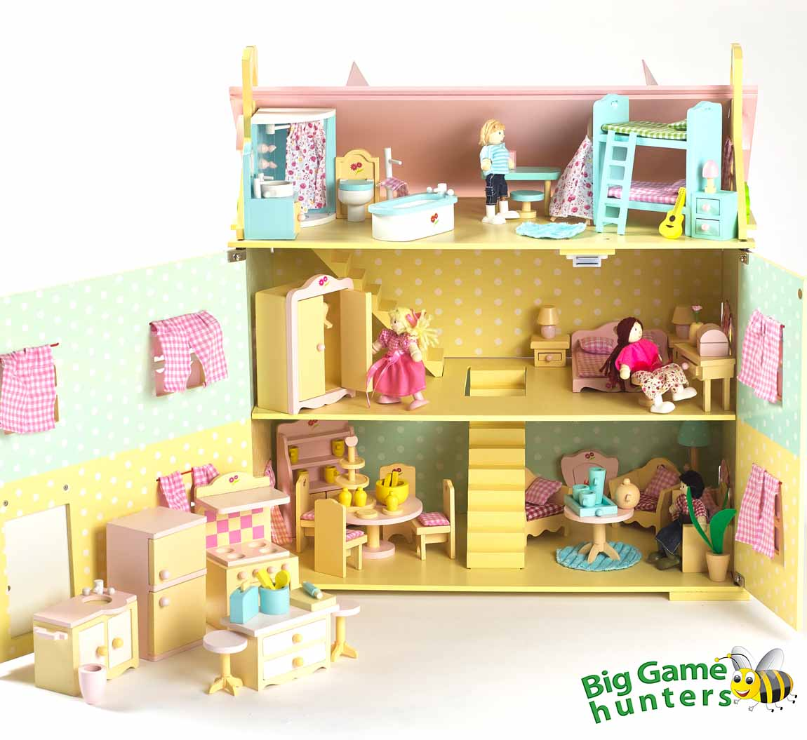 Butterbee Cottage Dolls House