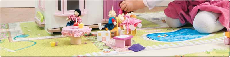 Dolls Houses and Wooden Toys | Childrens Wooden Dolls House