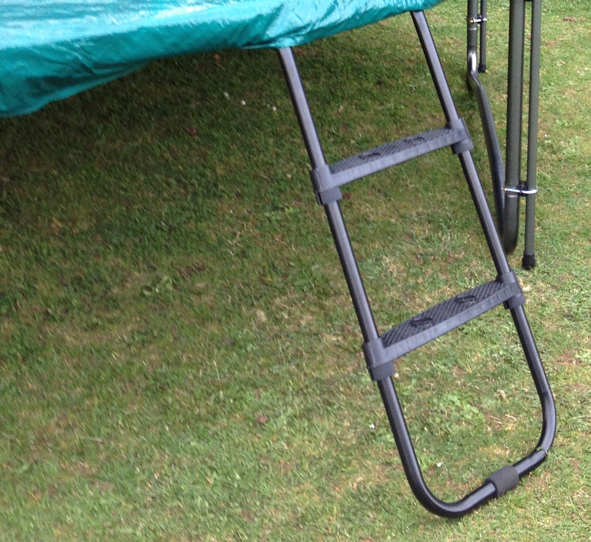 12ft Trampoline Ladder And Cover
