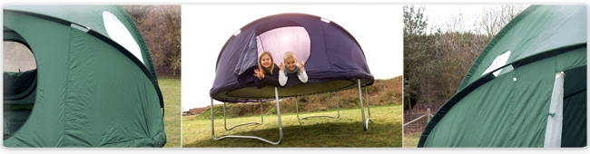 Tr&oline Tents & Trampoline Tents UK   Tent for Trampoline